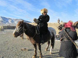 Western Mongolia travel