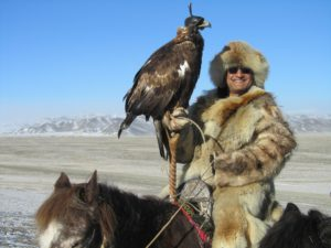Western Mongolia travel